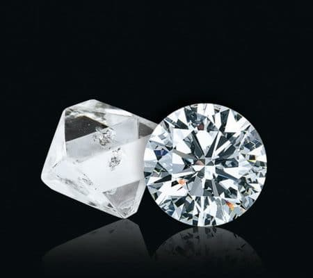 Goldschmiede Anne-Maria Fischer - AM - Leipzig - Schmuckdesign - Unikatschmuck - Diamant - Rohdiamanten - Top 7